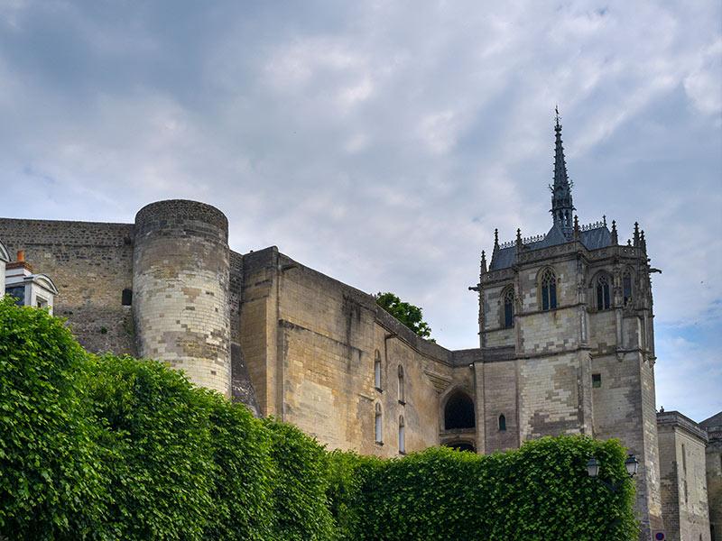 Castillo de Amboise de nuestro viaje a los Castillos del Loira