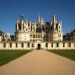 Castillo de Chambord de nuestro viaje a los Castillos del Loira