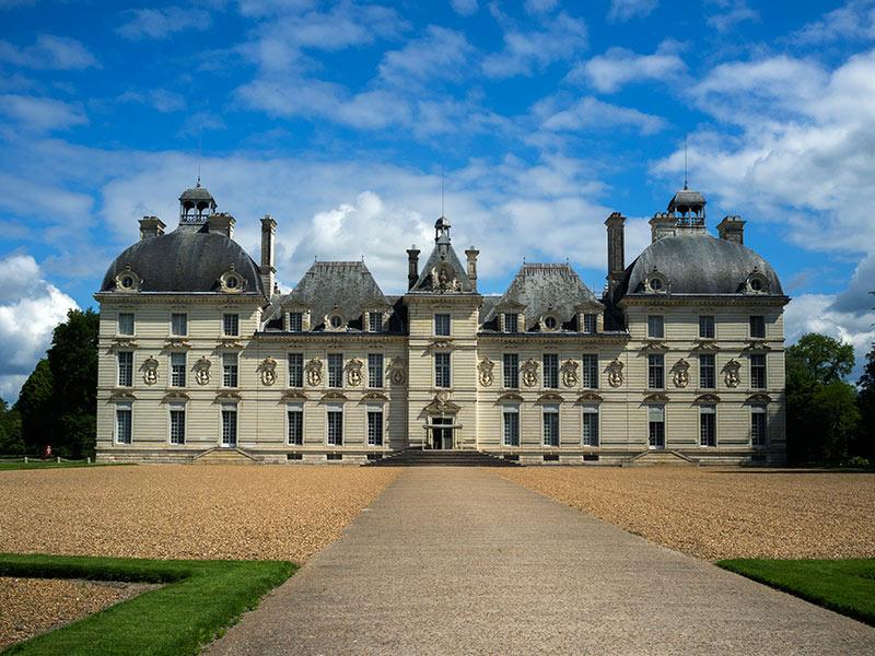 Castillo de Cheverny de nuestro viaje a los Castillos del Loira