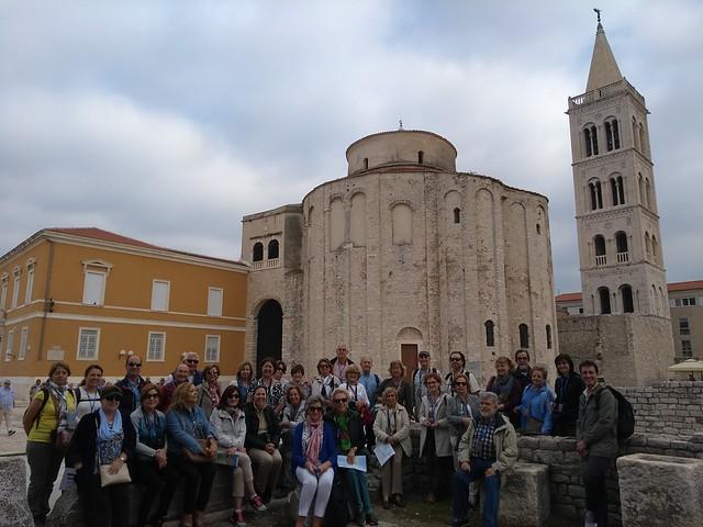 Zadar, viaje a Venecia y la costa de Croacia