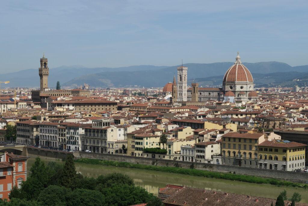 Florencia, viaje a la Toscana
