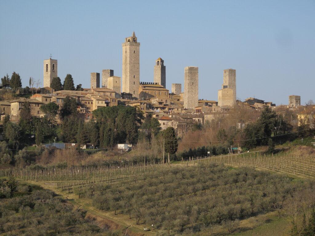 San Gimignano, viaje a la Toscana