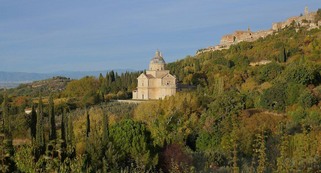 Montepulciano, viaje a la Toscana