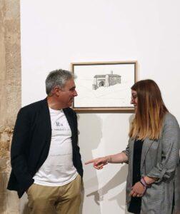 Juan Carlos Prieto y Cristina Párbole (FSMLR)