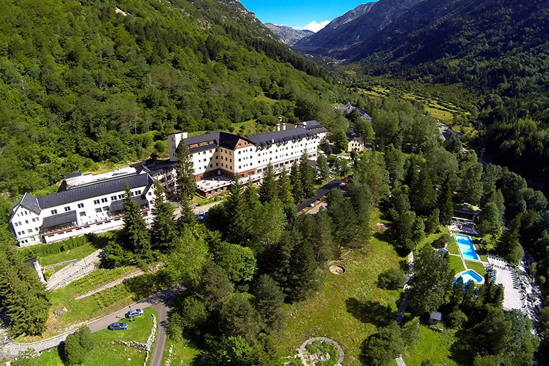HotelManantial**** en Caldes de Boí