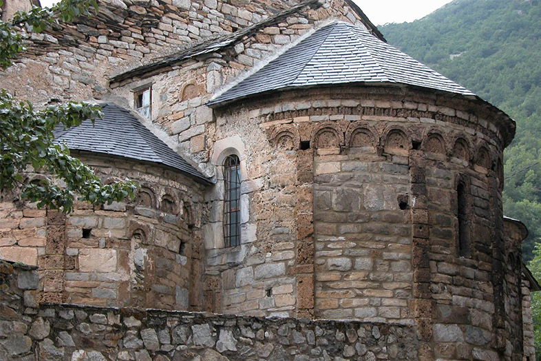 Santa Eulalia, en Unha
