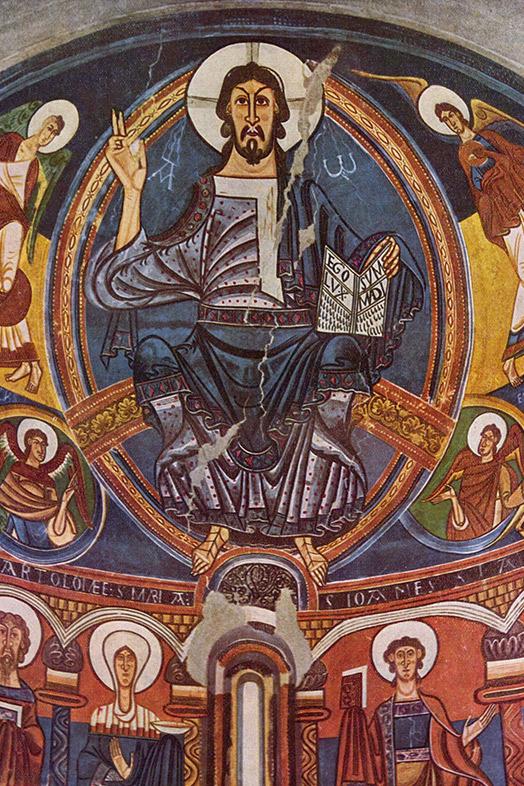 San Clemente de Tahull - Pantocrátor