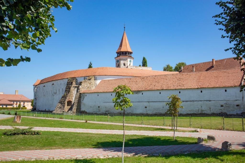 La iglesia fortificada de Prejmer