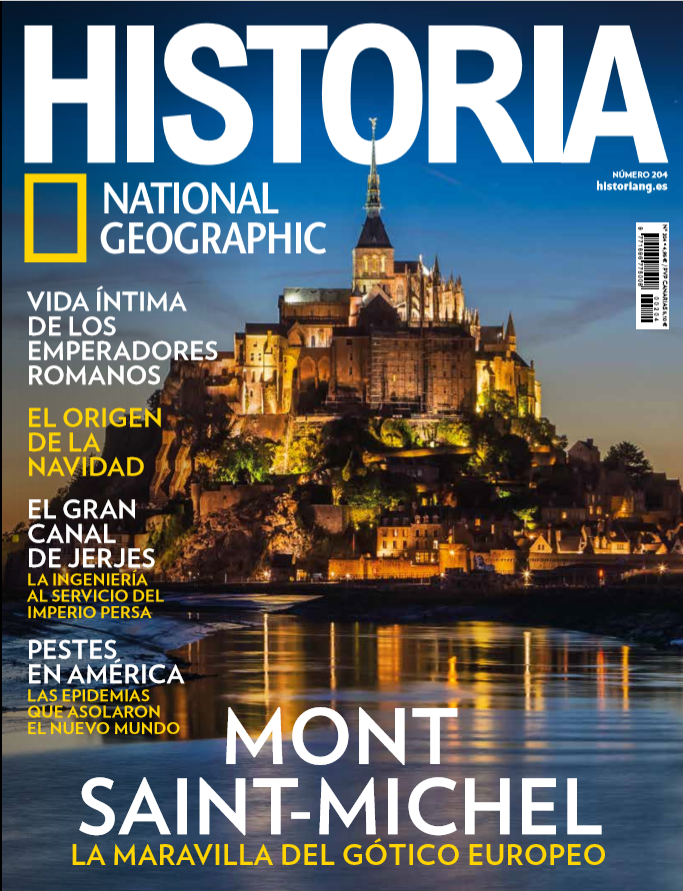 Portada National Geographic Mont Sanint